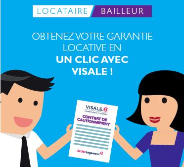 Dispositif Visale (Visa pour le Logement et l'Empl…